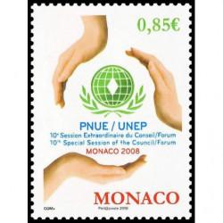 Timbre de Monaco N° 2604