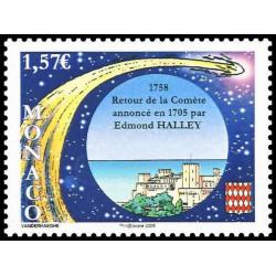 Timbre de Monaco N° 2605