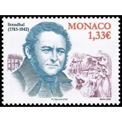 Timbre de Monaco N° 2625...