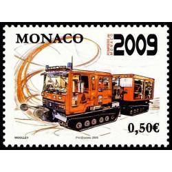 Timbre de Monaco N° 2658