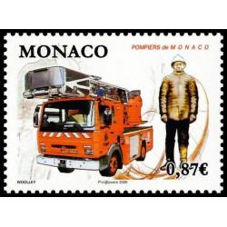 Timbre de Monaco N° 2660