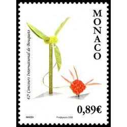 Timbre de Monaco N° 2666