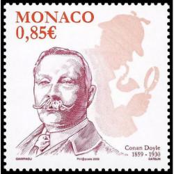 Timbre de Monaco N° 2672...