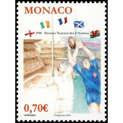 Timbre de Monaco N° 2719...