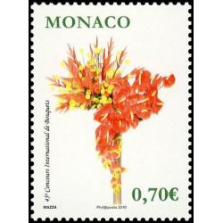 Timbre de Monaco N° 2720
