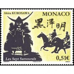 Timbre de Monaco N° 2722