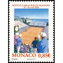 Timbre de Monaco N° 2723