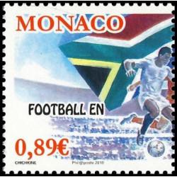 Timbre de Monaco N° 2724