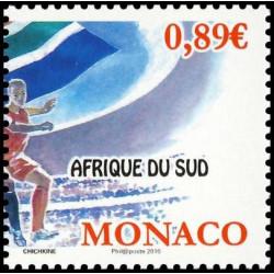 Timbre de Monaco N° 2725