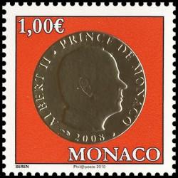 Timbre de Monaco N° 2726