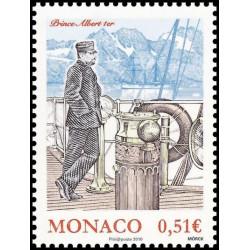 Timbre de Monaco N° 2727