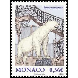 Timbre de Monaco N° 2728