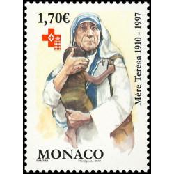 Timbre de Monaco N° 2735...