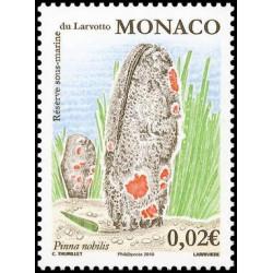 Timbre de Monaco N° 2736...