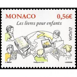 Timbre de Monaco N° 2739...