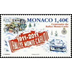 Timbre de Monaco N° 2759