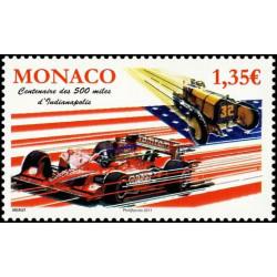 Timbre de Monaco N° 2760