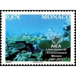 Timbre de Monaco N° 2762
