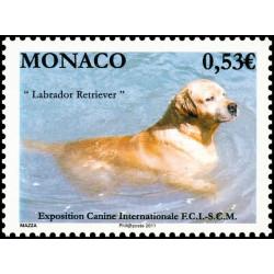 Timbre de Monaco N° 2765