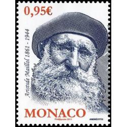 Timbre de Monaco N° 2766