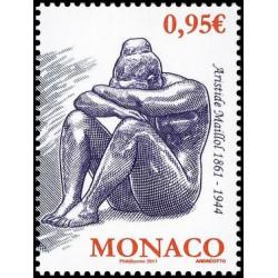 Timbre de Monaco N° 2767