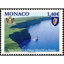 Timbre de Monaco N° 2768