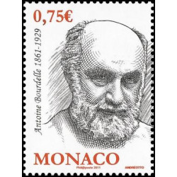 Timbre de Monaco N° 2769