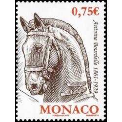 Timbre de Monaco N° 2770...