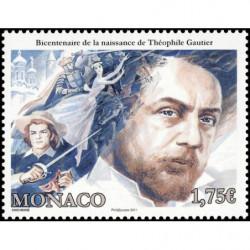 Timbre de Monaco N° 2800...