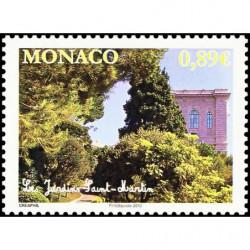 Timbre de Monaco N° 2809