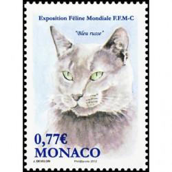 Timbre de Monaco N° 2810