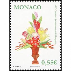Timbre de Monaco N° 2811