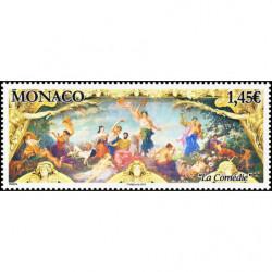 Timbre de Monaco N° 2812