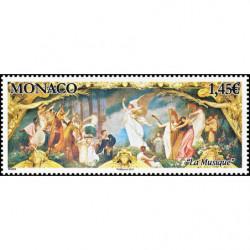 Timbre de Monaco N° 2813