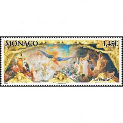 Timbre de Monaco N° 2814