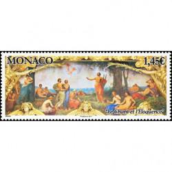 Timbre de Monaco N° 2815