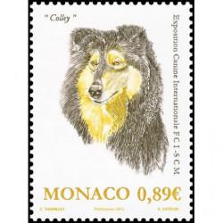Timbre de Monaco N° 2816