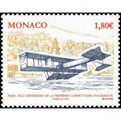 Timbre de Monaco N° 2822...
