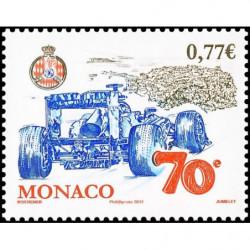 Timbre de Monaco N° 2823...