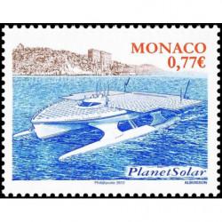 Timbre de Monaco N° 2824...