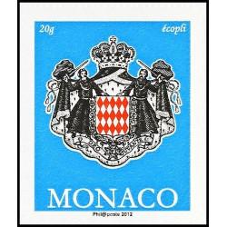Timbre de Monaco N° 2826...