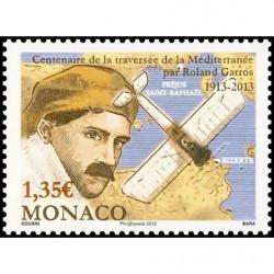 Timbre de Monaco N° 2895...