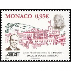 Timbre de Monaco N° 2900...