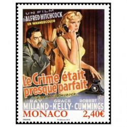 Timbre de Monaco N° 2909...