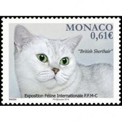 Timbre de Monaco N° 2910...