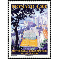 Timbre de Monaco N° 2912...