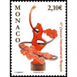 Timbre de Monaco N° 2913...