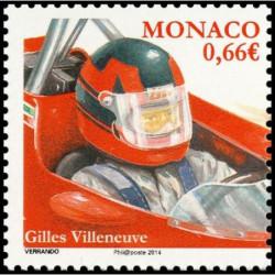 Timbre de Monaco N° 2915...