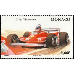 Timbre de Monaco N° 2916...
