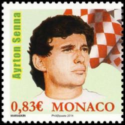Timbre de Monaco N° 2917...